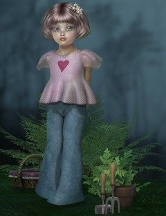GiGi Garden Girl