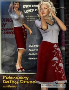 February Daisy