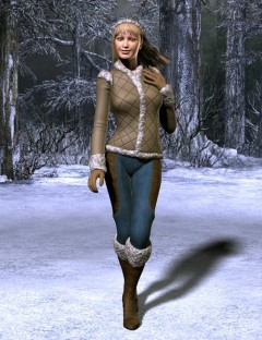 Winter Wear For Victoria 4