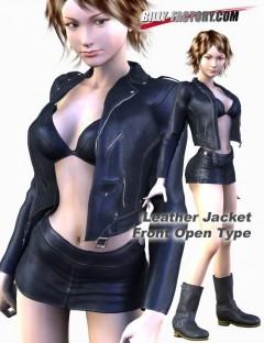 A3 Leather Wear Set