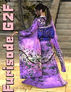 Furisode Genesis 2 Female(s)