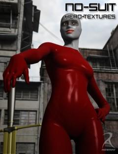 No-Suit Latex Hero Textures