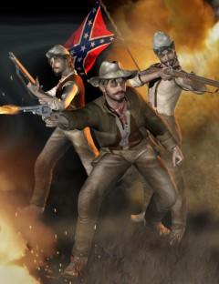 Shenandoah: Confederate Conscripts