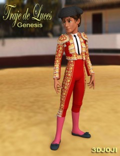 Traje De Luces for Genesis