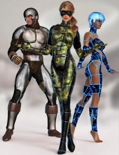 Genesis Supersuit
