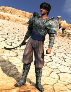 Desert Paladin for Genesis