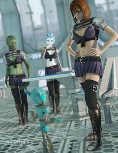 Sci Fi Academy Uniform