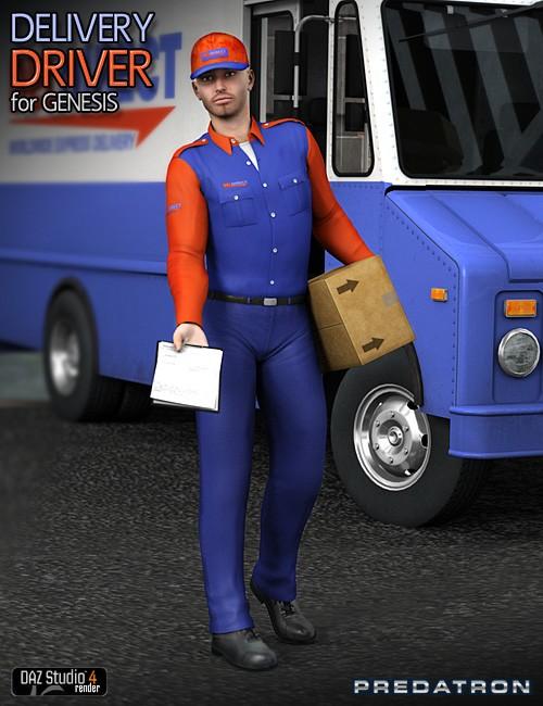 delivery driver uniforms - photo #5