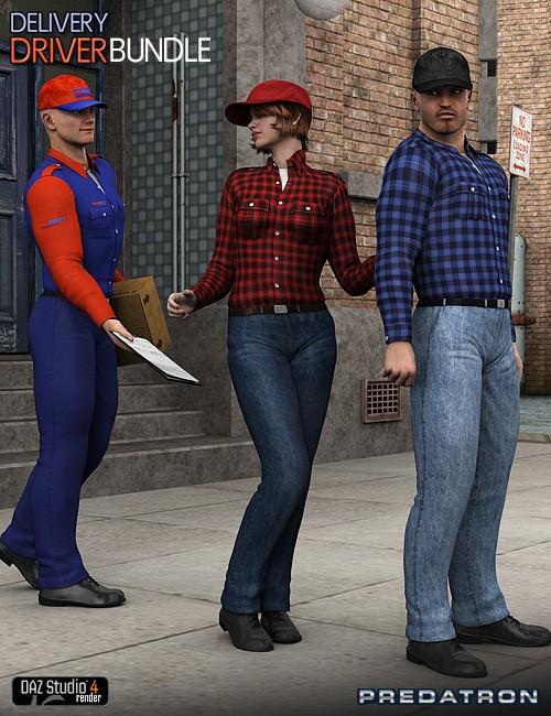 delivery driver uniforms - photo #13