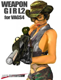 WEAPON GIRL 2 for VAGS4