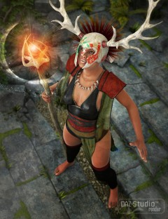 Tribal Spellcaster