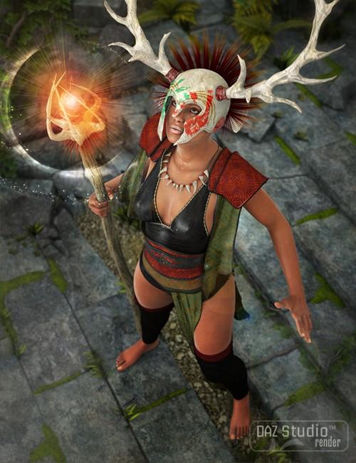 Tribal Spellcaster