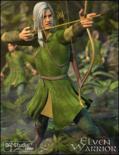 Elven Warrior for Genesis