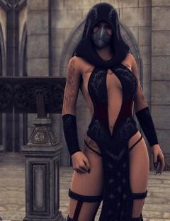 Suranian Priestess 2