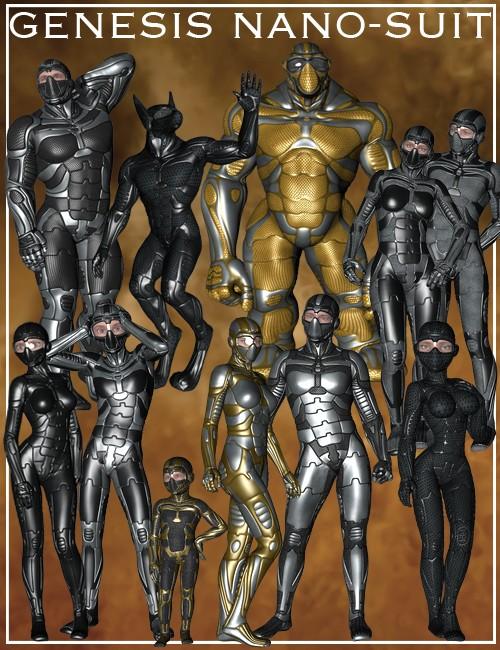 Genesis Nano Suit