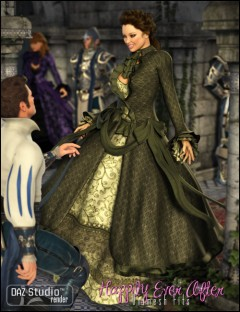 Happily Ever After V4 Unimesh Fits