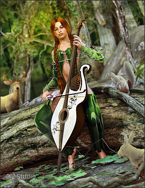 Elven Nymph