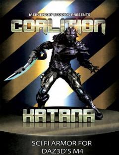 Coalition Katana