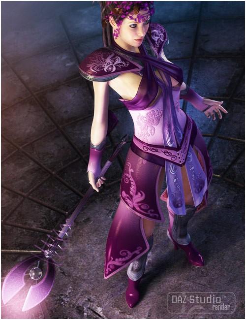 Shashala Sorcerine Outfit