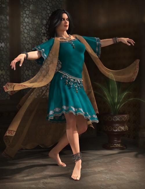 Delira Dress