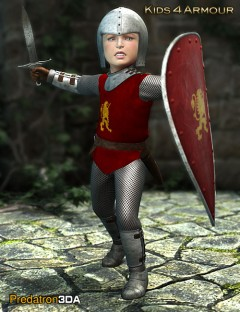 Kids 4 Armor