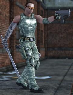 Cyberpunk for M4