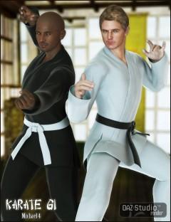 Karate Gi M4