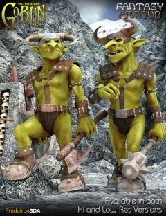 Goblin Fantasy Armour