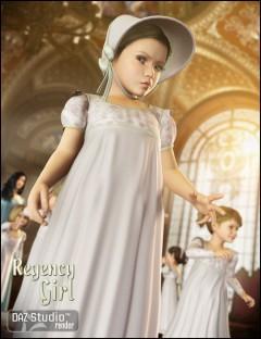 Regency Girl for Kids 4