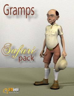 Gramps Safari Pack