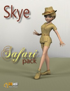 Skye Safari Pack