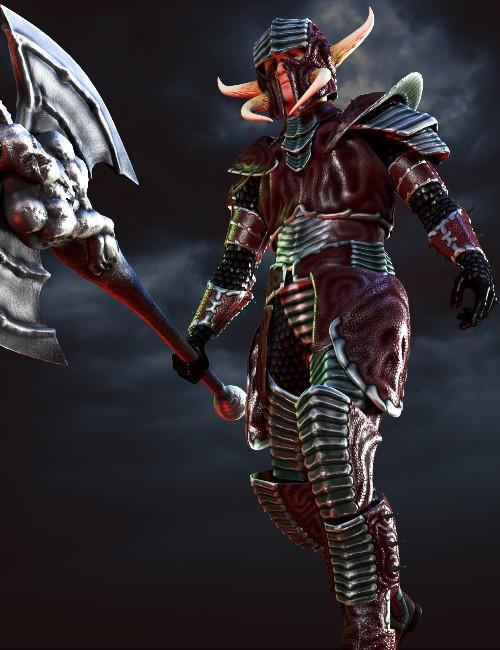 Daemon Armor