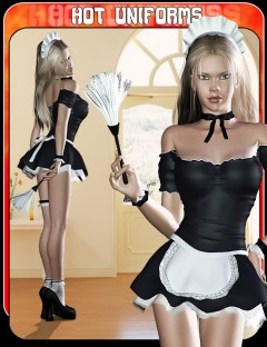 Hot Uniforms Maid
