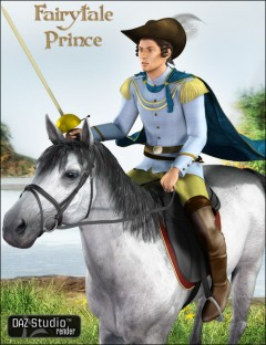 Fairytale Prince for M4 and H4