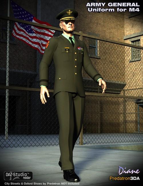 Army General Uniform