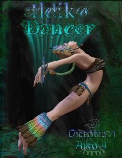 Ildiko Dancer Costume