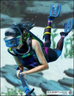 V4 Diving Gear 2