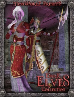 Dark Elves: The Slayers for Stephanie