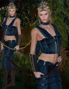 Celtic Archer