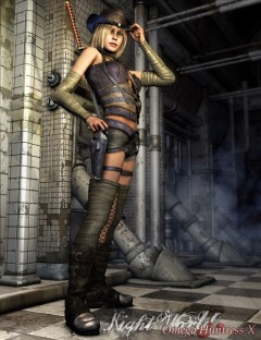 Omega Huntress X