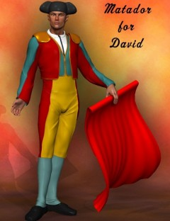 Spanish Rose -- David Matador