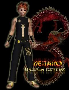 Keitaro - Dragon Tamer