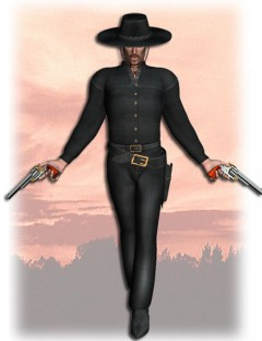 The Gunslinger for David