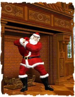 M3 Santa Suit