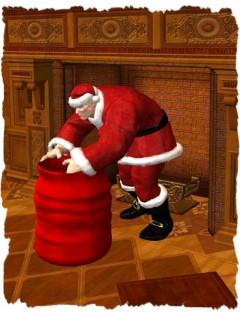 Freak Santa Suit