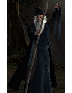 Wizard Robes for M3