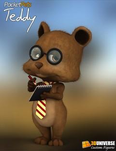 Pocket Pets Teddy