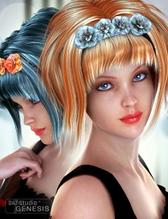 Starla Hair Colors