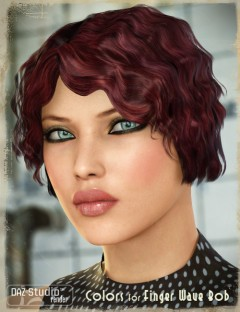 Colors for Finger Wave Bob