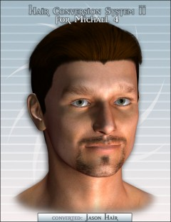Hair Conversion System II for Michael 4